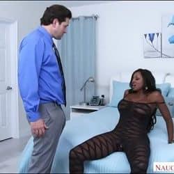 Ebony hotmom