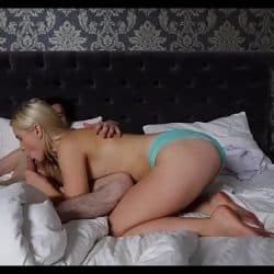 SIS.PORN. Adorable chick tries sex with stepbrother and it's great