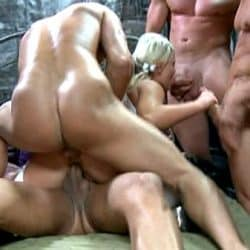 Harmony – Young Harlots Gangbang – Full movie