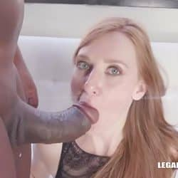 Linda Sweet is coming to enjoy Kinky Sex with black cocks & double anal