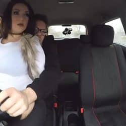 Busty Harmony Reigns fucks by instructor