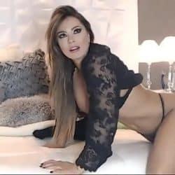 Esperanza Gomez en la mejor WebCam