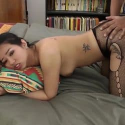 Pretty asian girl, waitress during the day, escort at night!